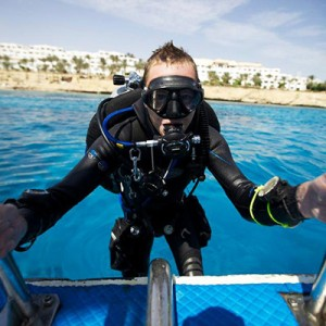 diving in tenerife with ben