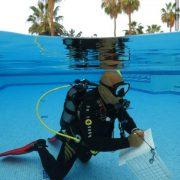PADI Instructor exam IE dive centre las americas aqua-marina reviews