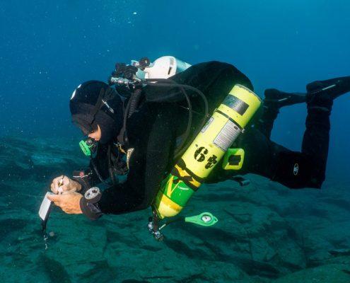 Technical Diving Tenerife PADI Tec 50