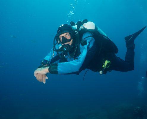 PADI Tec40 Tecnical diving courses Tenerife